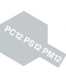 PINTURA PARA POLICARBONATO PS-12, PLATA