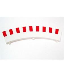 6 x BORDE EXTERIOR - CURVA INTERIOR