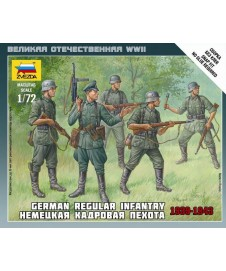 GERMAN REGULAR INFANTRY 1939
