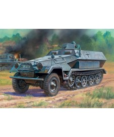 GERMAN PERSONNEL CARRIER