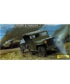 US 1/4 TRUCK-TRAILER