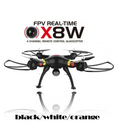 DRONE X8W FPV REAL-TIME COMPLETO