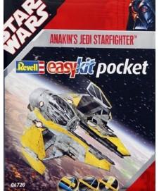 Star Wars, Caza Jedi De Anakin Easy Kit Pocket