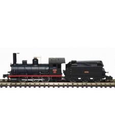 Locomotora Vapor 030-2323 Dc