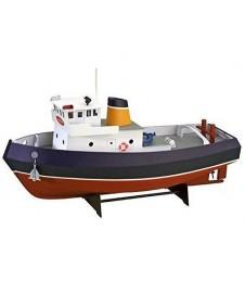 Barco Madera Samson Contruye Y Navega
