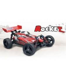 Coche Buggy 1/10 Eletrico 2.4 Gh Rocket