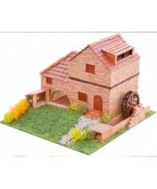 Casa Rural Con Molino