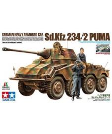German Puma Sdkfz 234/2