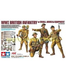 British Infantry Wwi