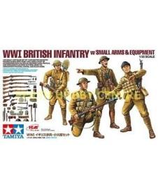 British Infantry Wwi