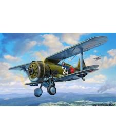 Polikarpov 1-153 Chaika