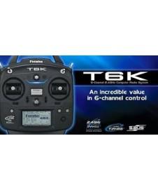 Emisora T6k T-fhss 2.4 Ghz