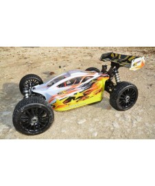 Ep X2 Buggy 1/8 Tt Electrico Rtr
