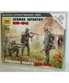 German Infantry East Front 1941