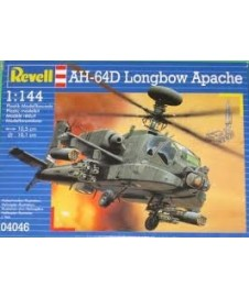 Helicoptero Apache Ah-64 D Longbow
