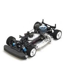 Oferta Coche 1/10 Pista Mtx4 Montado Con Motor Lrp Emisora 2.4 Ghz