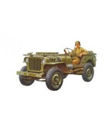 Willys Jeep Mb 1/4 Ton