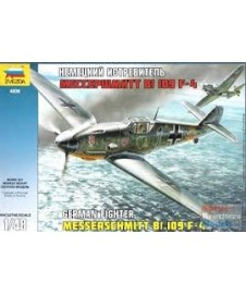 Bf-109 F-4