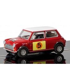 Mini Cooper S  Rac Rally 1966 Graham Hill