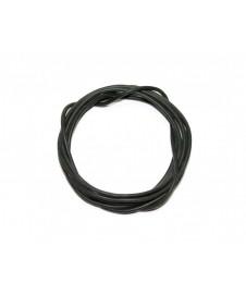Cable Electrico Negro Caucho 1,2 1 Metro