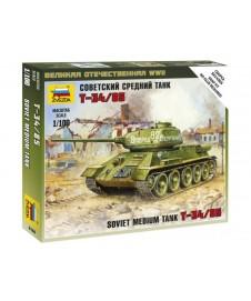 Soviet Medium Tank T-34