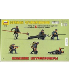 German Sturmpioniere Ww Ii