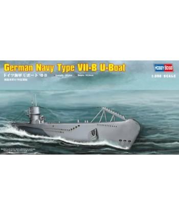 German Navy Type Vii-b U-boat