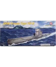Submarino Dkm Type Vii C