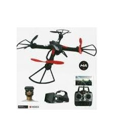Drone Quadrone Shade Wifi Vr Con Gafas Fpv Camara 640x480
