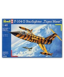 Caza F-104g Starfightter Tigermeet