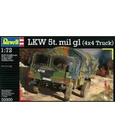 Camion Militar Lkw 5t.