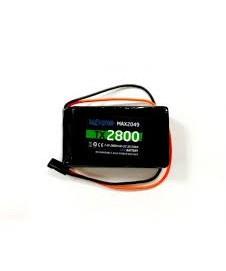 Bateria Lipo Tx Futaba 2800 Ma. 7,4 V.