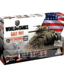 Sherman M4 World Of Tanks