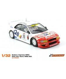 Subaru  Wrc  San Remo 98  Andrea Dallavila