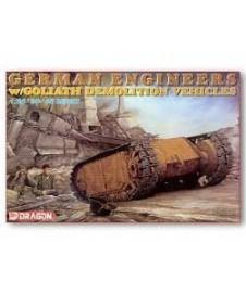 German Engineers - Demolition Vehicle
