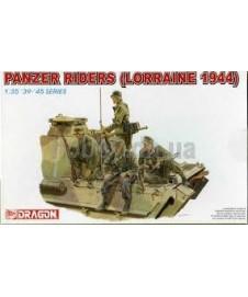 Panzer Riders