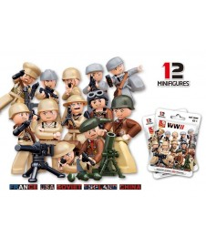 Ww Ii Minifigurines