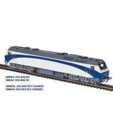 Locomotora 333 Renfe Grandes Lineas