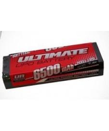 Bateria Lipo 7,4 V 6500 Ma. 60c Caja Dura