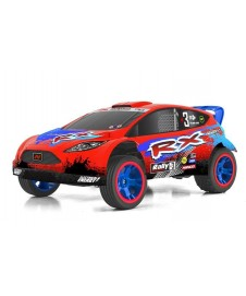 Coche Rally Parkracers Rojo