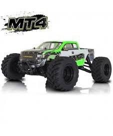 Coche Funtek Mt4 Truggy 4x4 Completo