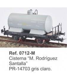 Cisterna M. R. Santalla Pr-14703 Gris