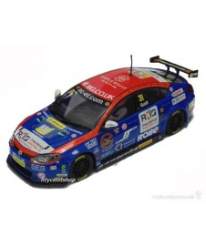 Btcc Mg6 Triple Eight Racing 31