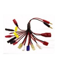 Adaptador Conectores 14 Tipos