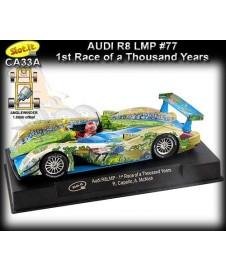 Audi R8  Lmp  77  1st Race  Thousand. Capello
