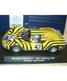 PORSCHE CARRERA 6 SEBRING 1967