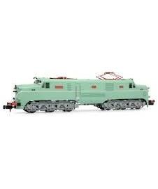 Locomotora Electrica Renfe 7702, Origen