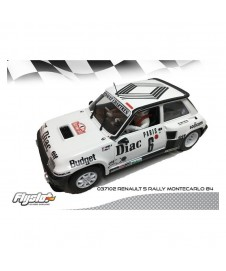 Renault 5 Rally Monte Carlo 1984 Theriel - Vial
