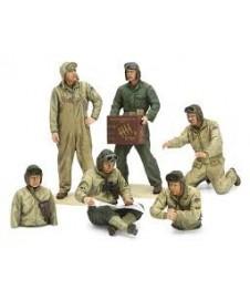 Us. Tank Crew Set