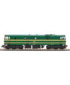 Locomotora Diesel Renfe Serie 19904 Ep.iii Dc